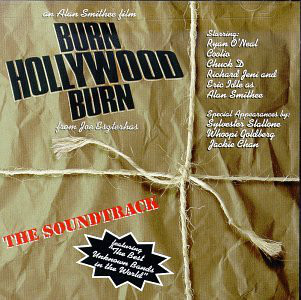 Various Burn Hollywood Burn - The Soundtrack Vinyl