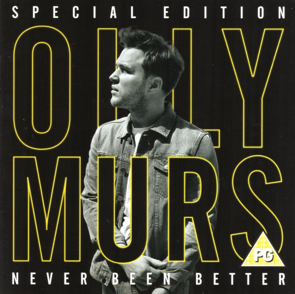 Murs, Olly Never Been Better Special Edition