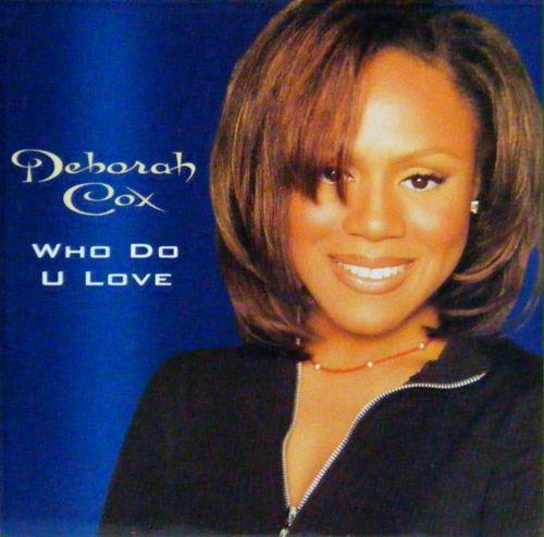 Cox, Deborah Who Do U Love Vinyl
