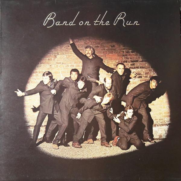 McCartney, Paul & Wings Band On The Run