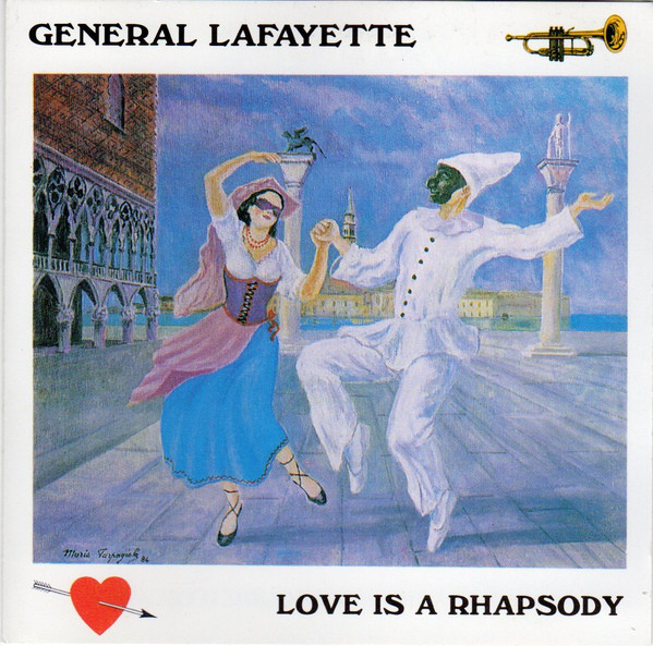 General Lafayette Love is a Rhapsody CD