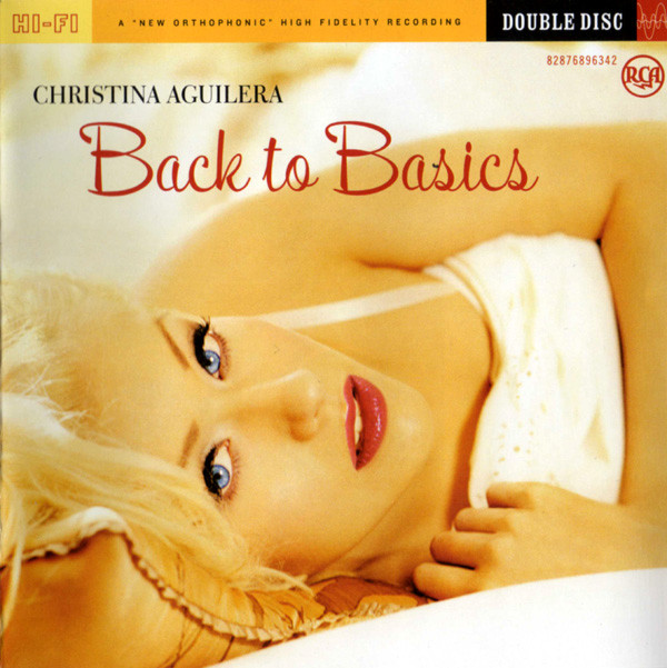 Aguilera, Christina Back To Basics