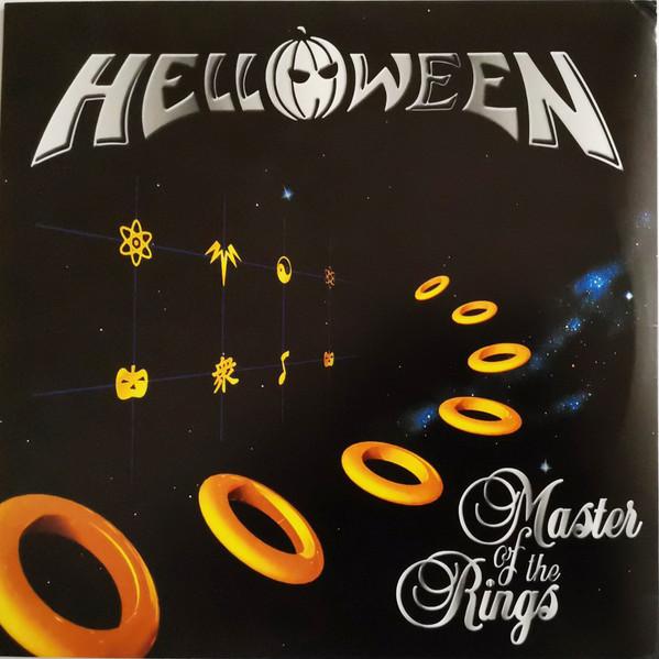 Helloween Master of the Rings Vinyl