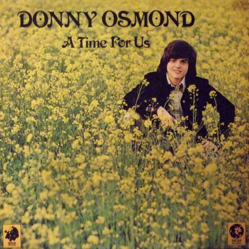 Osmond, Donny A Time For Us Vinyl