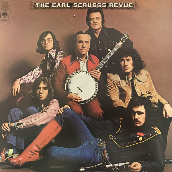 The Earl Scruggs Revue The Earl Scruggs Revue Vinyl
