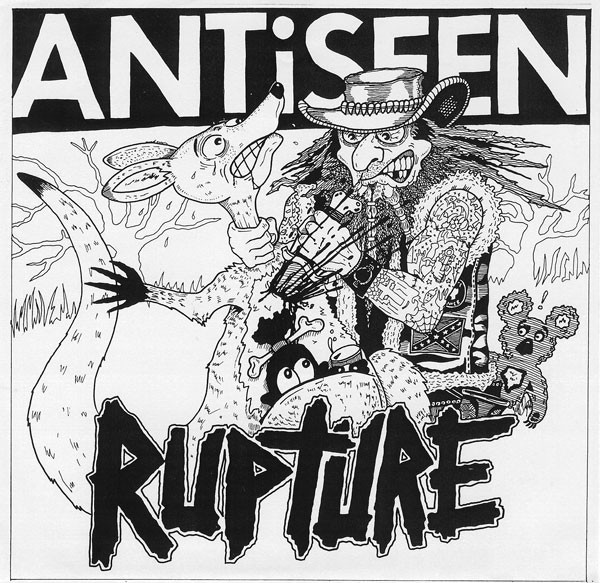 Antiseen / Rupture Suicide Boogie / I'm The Man