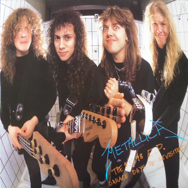 Metallica The $5.98 E.P. Garage Days Re-Revisited