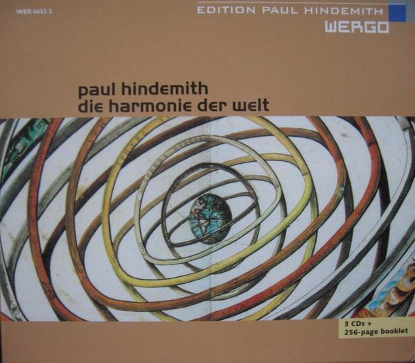 Hindemith, Paul Die Harmonie Der Welt