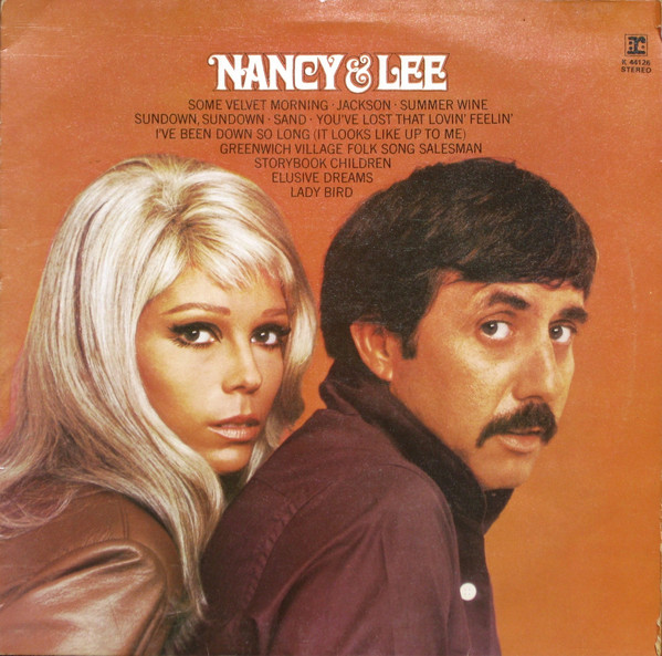Nancy & Lee Nancy Sinatra & Lee Hazlewood