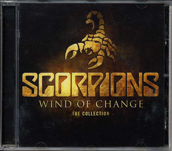 Scorpions Wind Of Change: The Collection