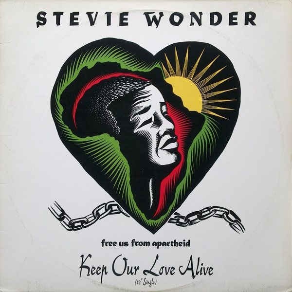 Wonder, Stevie Keep Our Love Alive