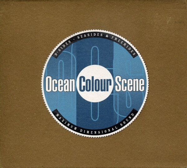 Ocean Colour Scene B-Sides, Seasides & Freerides CD