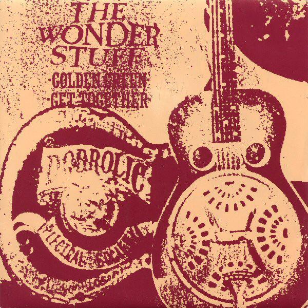 The Wonder Stuff Golden Green