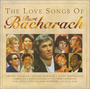Various The Love Songs Of Burt Bacharach