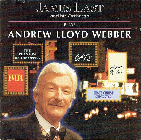 James Last And His Orchestra Plays Andrew Lloyd Webber Vinyl