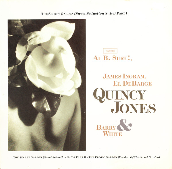 Jones, Quincy The Secret Garden (Sweet Seduction Suite)