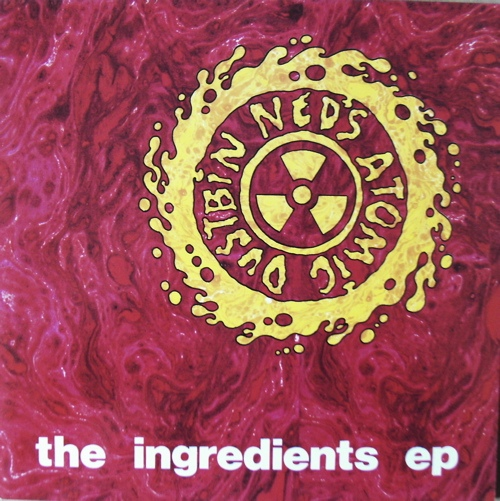 Neds Atomic Dustbin The Ingredients EP