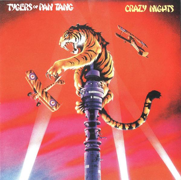Tygers Of Pang Tang Crazy Nights