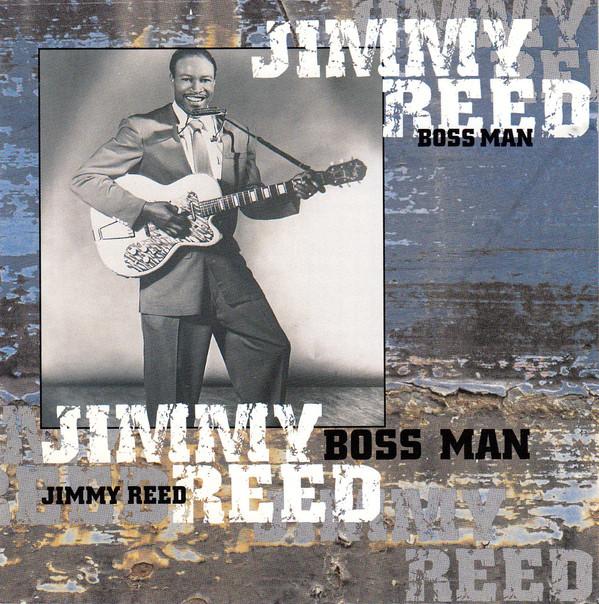 Reed, Jimmy Boss Man Vinyl