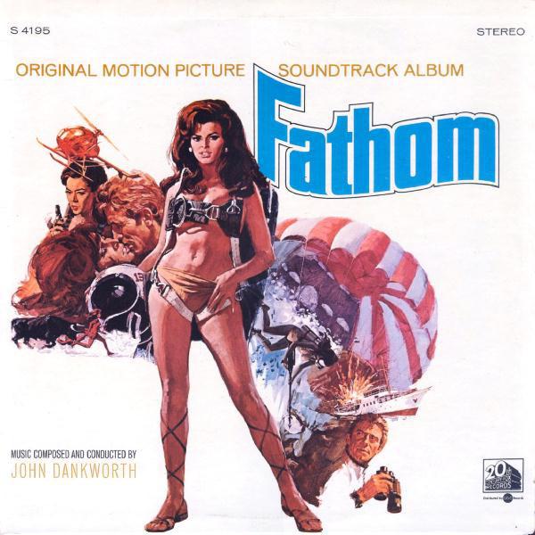 Fathom Fathom (Original Motion Picture Soundtrack Album)