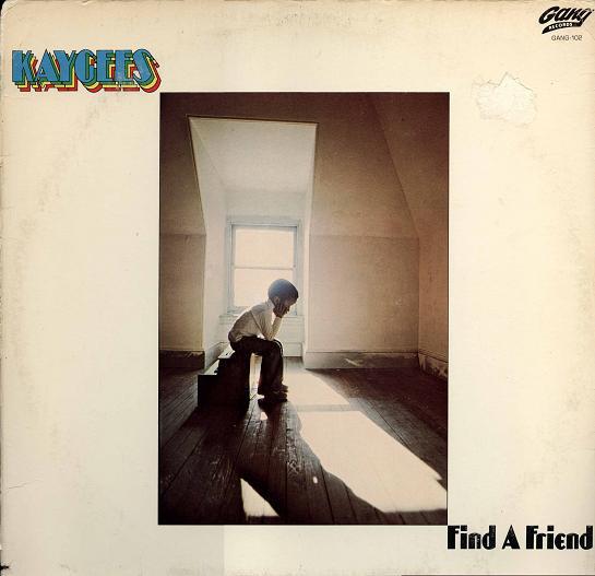 Kay Gees Find A Friend Vinyl