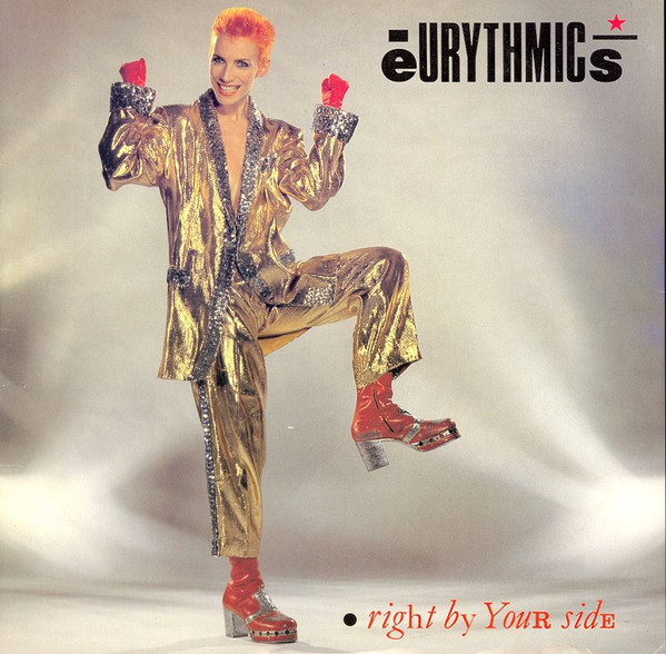 Eurythmics Right By Your Side