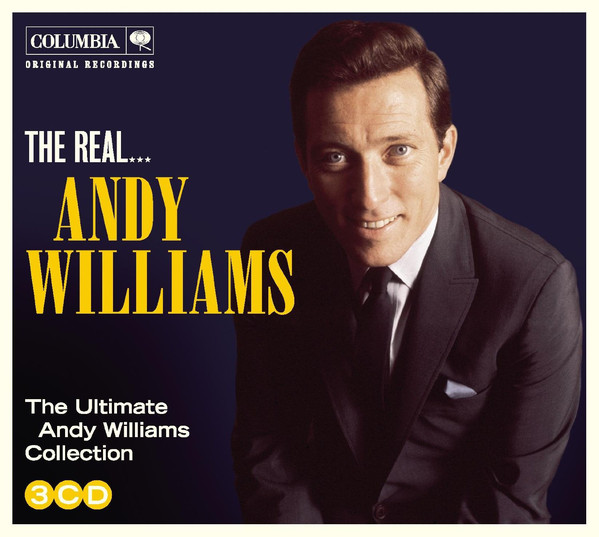 Williams, Andy The Real... Andy Williams Vinyl