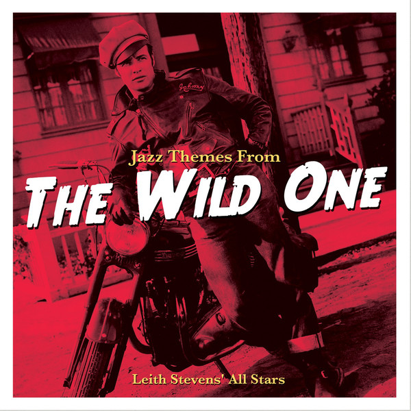 Leith Stevens' All Stars Jazz Themes From The Wild One Vinyl