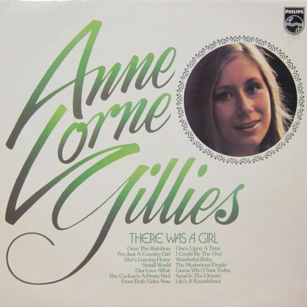 Anne Lorne Gillies There Was A Girl Vinyl