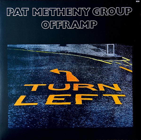 Pat Metheny Group Offramp Vinyl