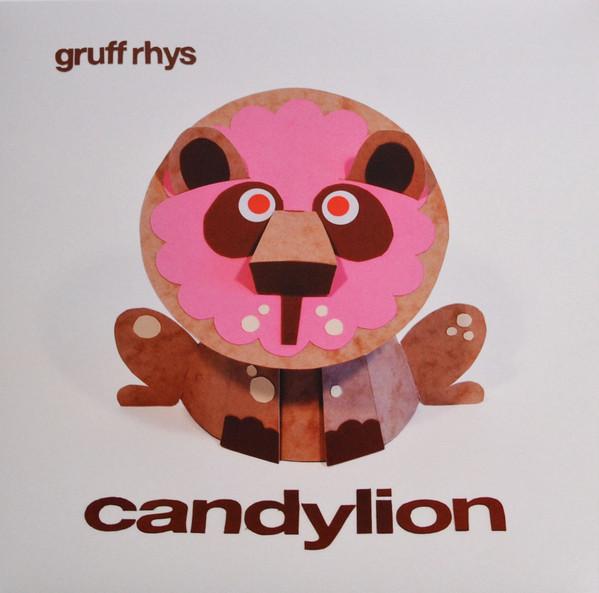 Gruff Rhys Candylion Vinyl