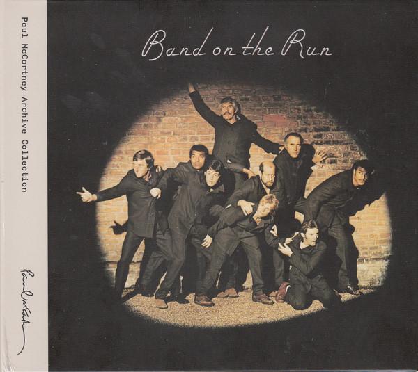 Paul McCartney & Wings Band On The Run CD