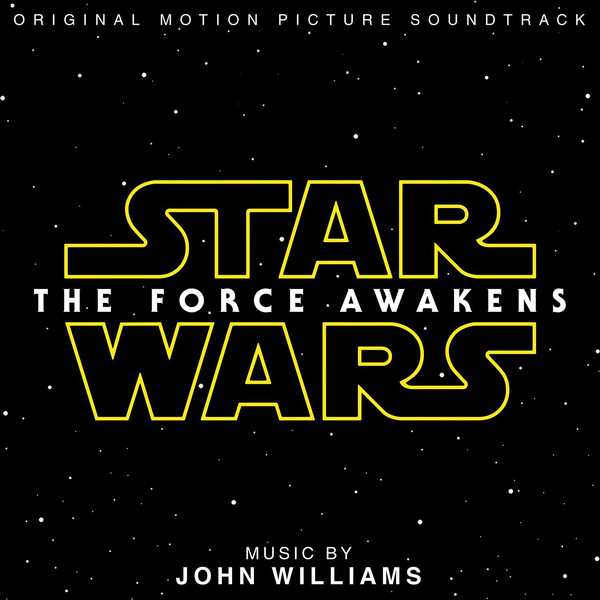 John Williams Star Wars: The Force Awakens (Original Motion Picture Soundtrack) CD