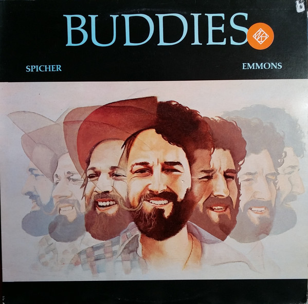 Buddy Spicher & Buddy Emmons Buddies Vinyl