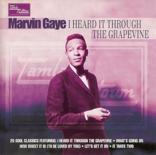 Gaye, Marvin I Heard It Through The Grapevine