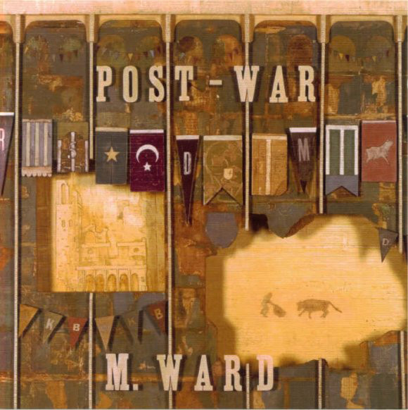 Ward, M. Post War