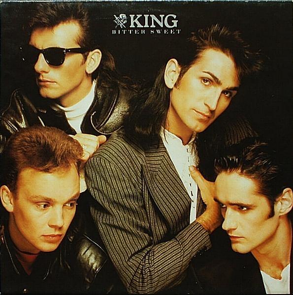 King Bitter Sweet Vinyl