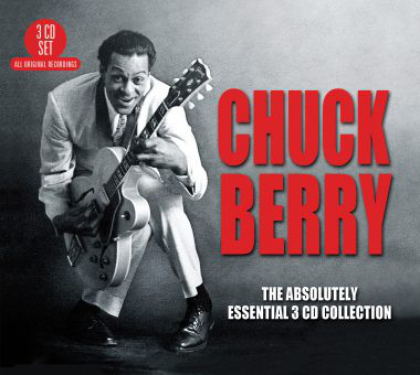 Berry, Chuck The Absolutely Essential 3 CD Collection