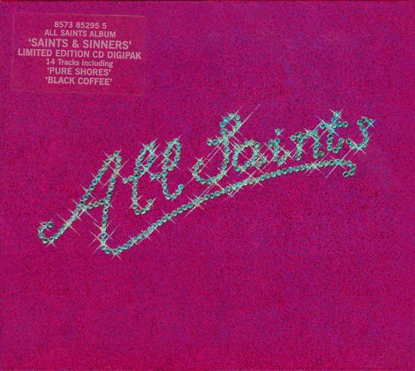 All Saints Saints & Sinners CD