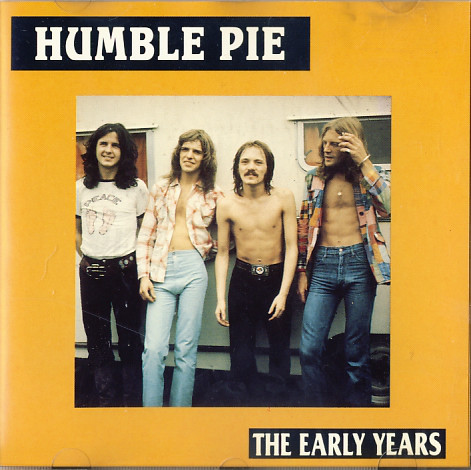 Humble Pie The Early Years Vinyl