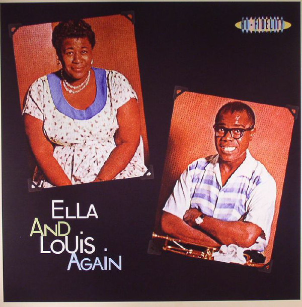 Fitzgerald, Ella & Louis Armstrong Ella And Louis Again
