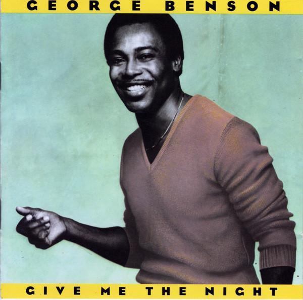 Benson, George Give Me The Night Vinyl