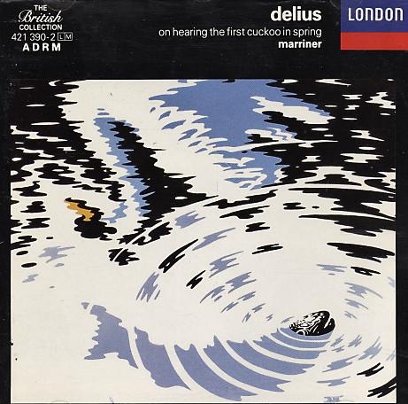 Delius - Neville Marriner Delius Concert