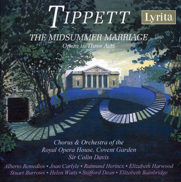 Tippett - Chorus & Orchestra Of The Royal Opera House, Covent Garden, Colin Davis The Midsummer Marriage Vinyl