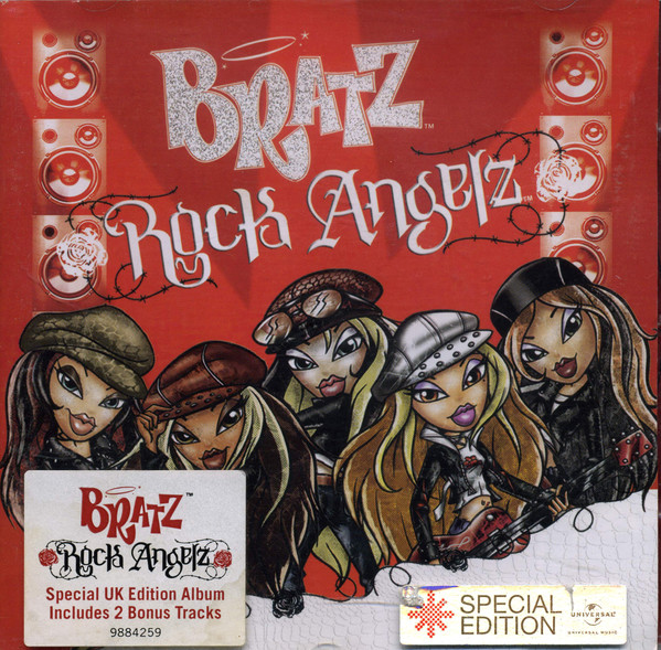 Bratz Rock Angelz CD