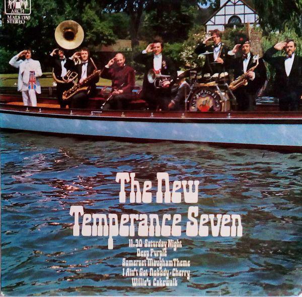 New Temperance Seven (The) The New Temperance Seven Vinyl
