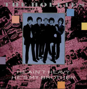 Hollies (The) He Ain't Heavy, He's My Brother Vinyl