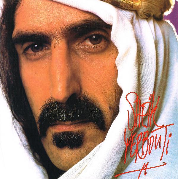Zappa, Frank Sheik Yerbouti
