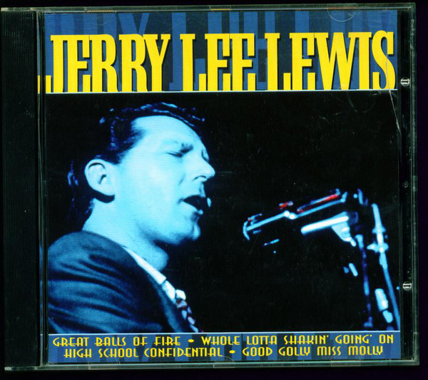 Lewis, Jerry Lee Jerry Lee Lewis CD