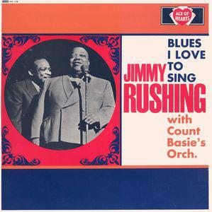 Jimmy Rushing Blues I Love To Sing Vinyl
